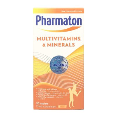 PHARMATON MULTIVITAMIN CAPLETS (30)