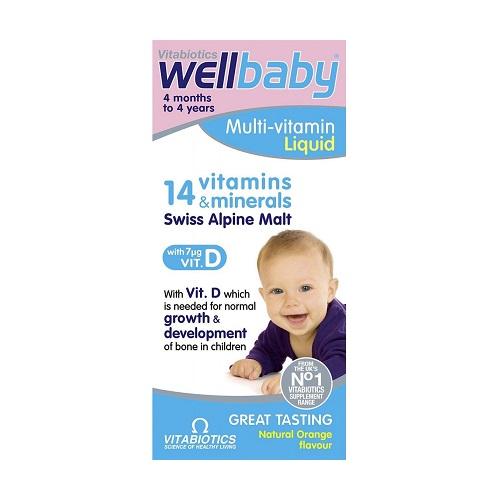 Vitamins & Supplements for Children