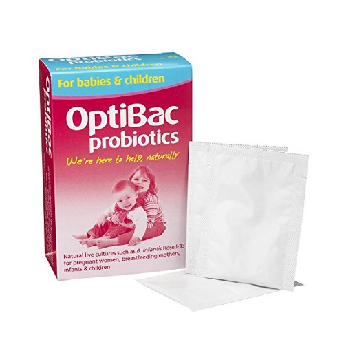 OPTIBAC FOR BABIES AND CHILDREN SACHETS (10)