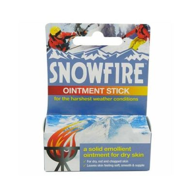 SNOWFIRE OINTMENT STICK (18G)