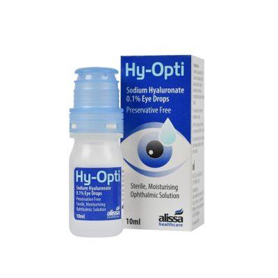 HY-OPTI 0.1% EYE DROPS (10ML)