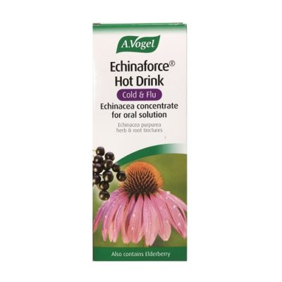 A.VOGEL ECHINAFORCE COLD & FLU HOT DRINK (100ML)