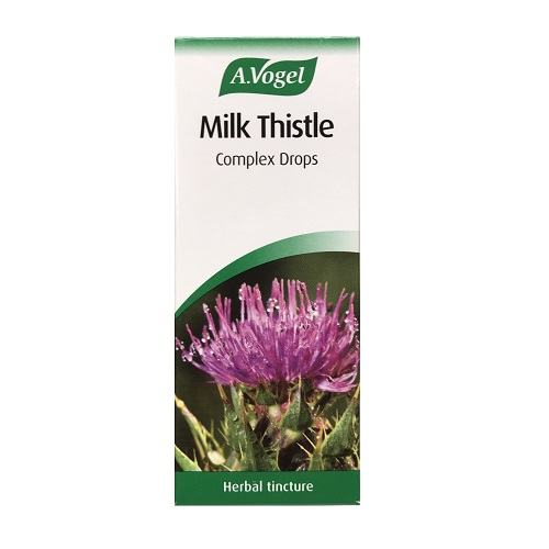 A.VOGEL MILK THISTLE COMPLEX DROPS (50ML)
