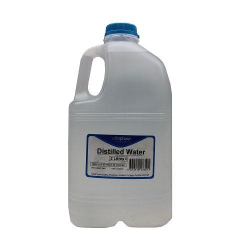 DISTILLED WATER ULTRAPURE (2L)