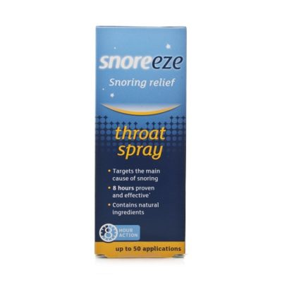 SNOREZE THROAT SPRAY (23.5ML)