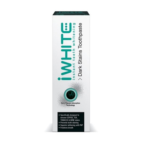 iWHITE DARK STAINS TOOTHPASTE (75ML)