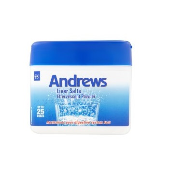 ANDREWS LIVER SALTS (150G)