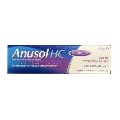 ANUSOL HC OINTMENT (15G)