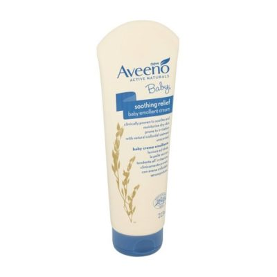 AVEENO BABY SOOTHING RELIEF EMOLLIENT CREAM (223ML)