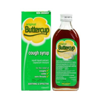 BUTTERCUP COUGH SYRUP ORIGINAL (200ML)