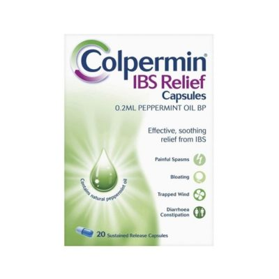 COLPERMIN IBS RELIEF CAPSULES (20)