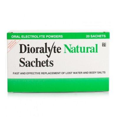 DIORALYTE REHYDRATION SACHETS PLAIN (20)