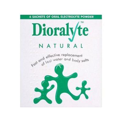 DIORALYTE REHYDRATION SACHETS PLAIN (6)