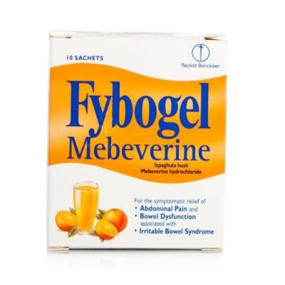 FYBOGEL MEBEVERINE SACHETS (10)