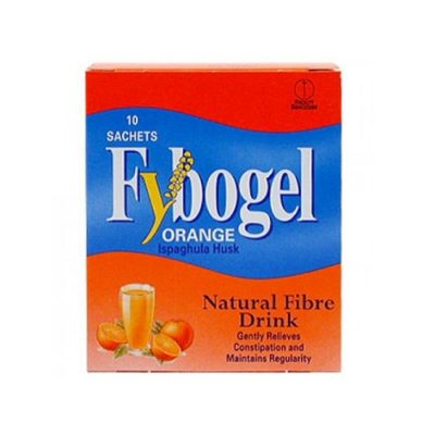 FYBOGEL ORANGE SACHETS (10)
