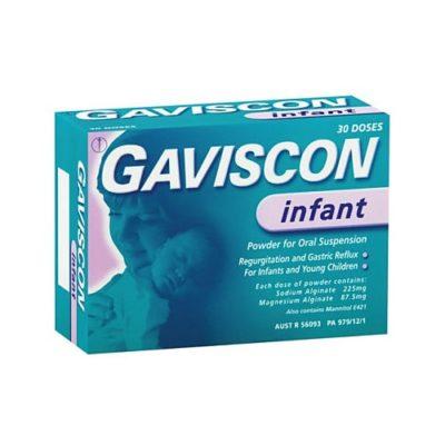 GAVISCON INFANT POWDER FOR ORAL SUSPENSION (30)