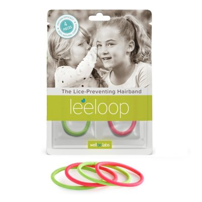 LEELOOP HEAD LICE-PREVENTING HAIRBANDS (4)