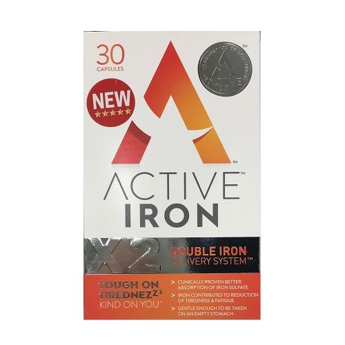 ACTIVE IRON CAPSULES (30)