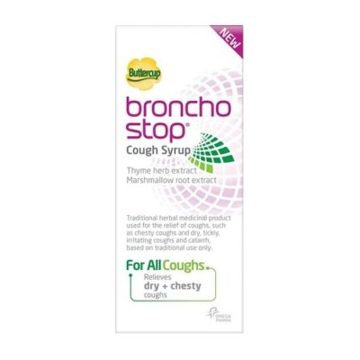 BRONCHOSTOP COUGH SYRUP (200ML)