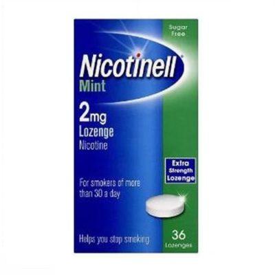 NICOTINELL LOZENGE 2MG NICOTINE (36)