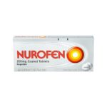 NUROFEN 200MG COATED TABLETS IBUPROFEN