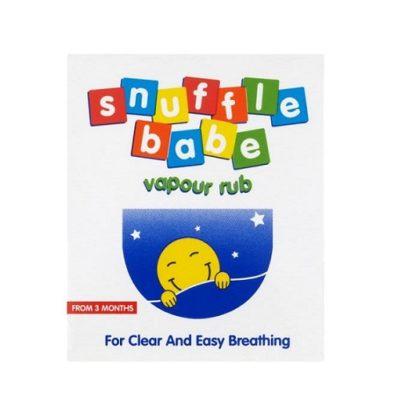 SNUFFLE BABE VAPOUR RUB (35G)