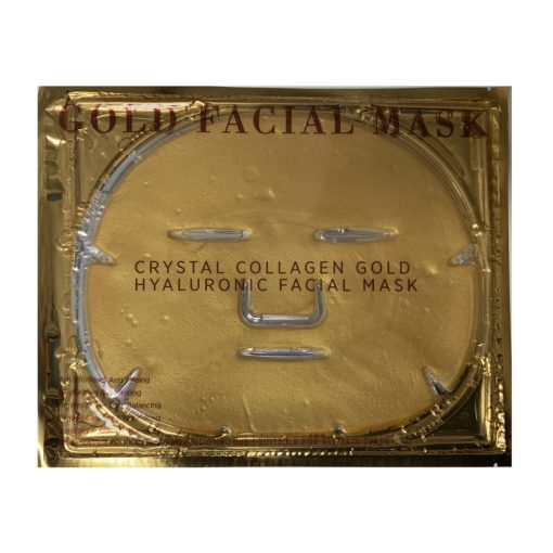 CRYSTAL COLLAGEN GOLD HYALURONIC FACE MASK (1)