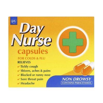 DAY NURSE CAPSULES (20)