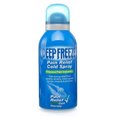 DEEP FREEZE PAIN RELIEF COLD SPRAY (150ML)
