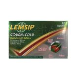 LEMSIP COUGH & COLD CAPSULES (12)