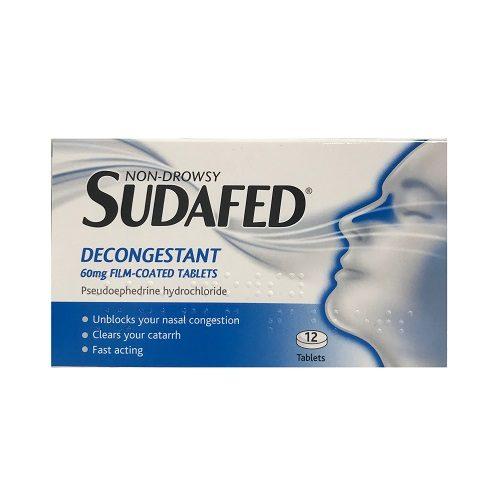 Pseudoephedrine Products