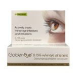 GOLDEN EYE 0.15% EYE OINTMENT (5G)
