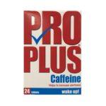 PRO PLUS 45MG CAFFEINE TABLETS (24)