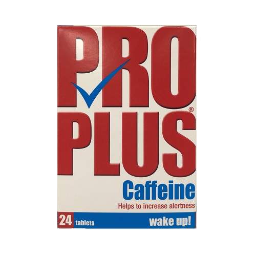 PRO PLUS 45MG CAFFEINE TABLETS (24)