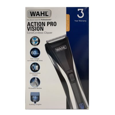 WAHL ACTION PRO VISION CLIPPER