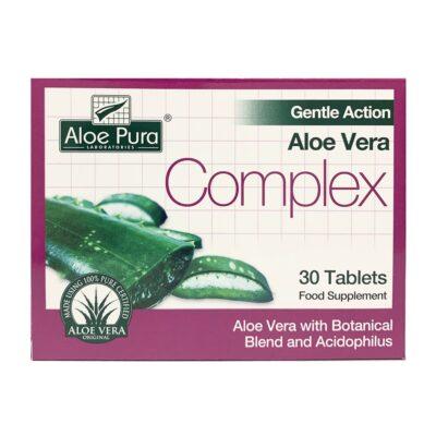 ALOE PURA ALOE VERA COMPLEX TABLETS (30)