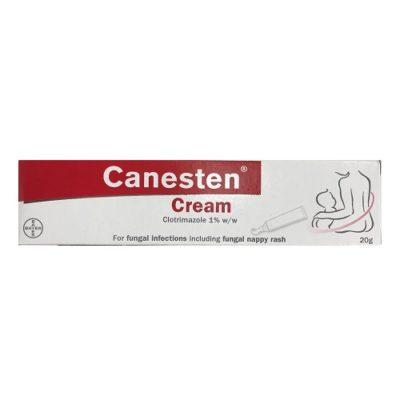 CANESTEN CREAM 1% CLONTRIMAZOLE (20G)