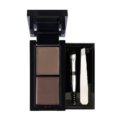 FLORMAR EYEBROW DESIGN KIT 40 DARK