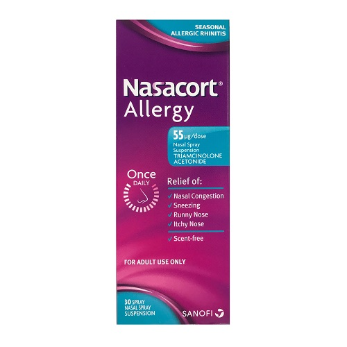 NASACORT ALLERGY NASAL SPRAY (30 DOSE)