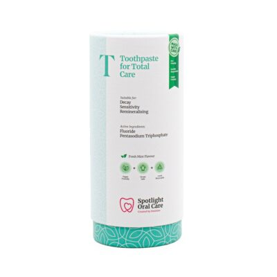 SPOTLIGHT TOOTHPASTE FOR TOTAL CARE (100ML)