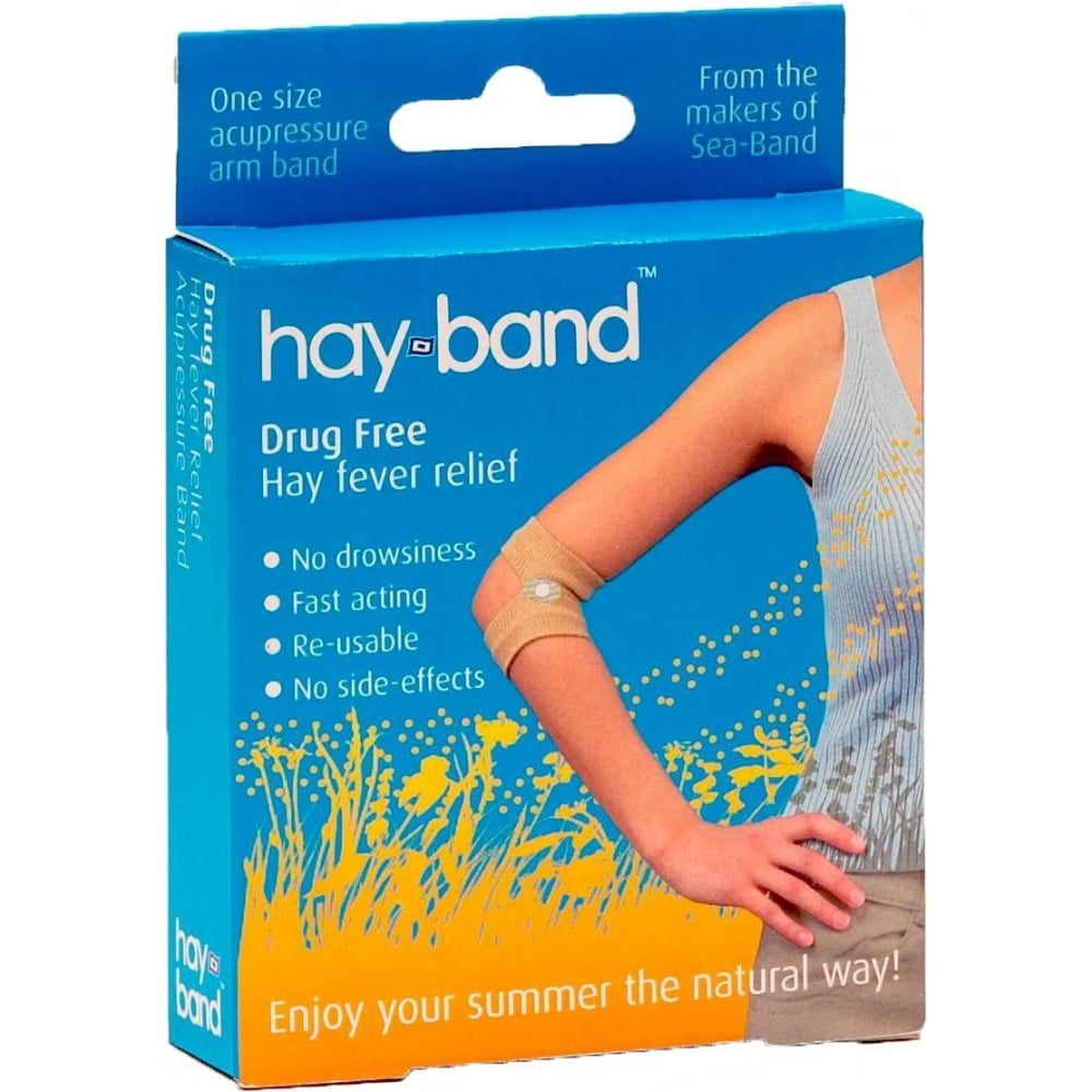 Hay Band Hay Fever Acupressure Band 1 Foley S Chemist