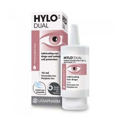 HYLO-DUAL EYE DROPS (7.5ML)