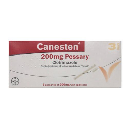 CANESTEN PESSARY 200MG CLOTRIMAZOLE (3)