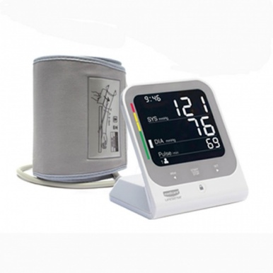 MEDICARE LIFESENSE A4 UPPER ARM BLOOD PRESSURE MONITOR (1)
