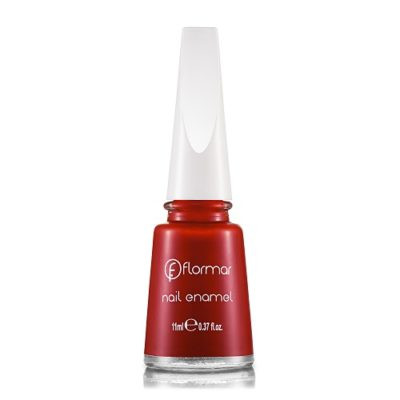 FLORMAR NAIL ENAMEL 403 STRAWBERRY PINK