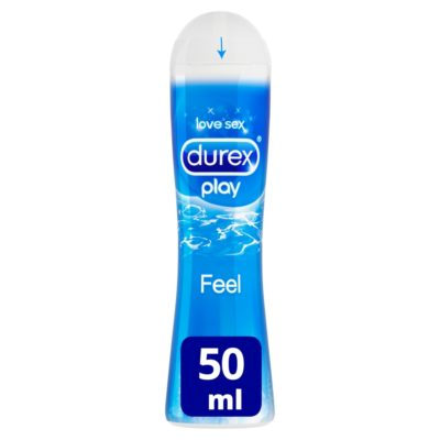 DUREX PLAY FEEL LUBE (50ML)