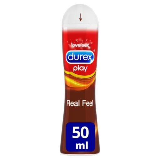 DUREX REAL FEEL LUBE (50ML)
