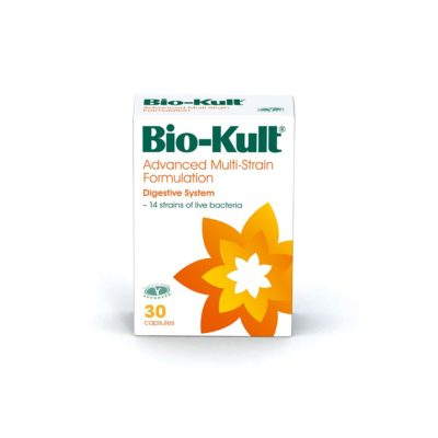 BIO-KULT ADVANCED PROBIOTIC CAPSULES