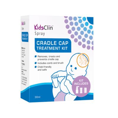 KIDSCLIN CRADLE CAP TREATMENT KIT