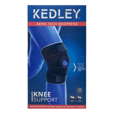 KEDLEY AERO-TECH NEOPRENE HINGED KNEE SUPPORT